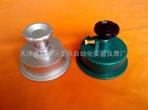 土工布圓盤取樣器使用方法操作說明