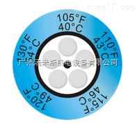 THERMAX 5 LEVEL CLOCK INDICATOR圆形测温试纸