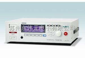 TOS9213AS 菊水KIKUSUI耐压绝缘电阻测试仪
