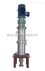 反应釜搅拌器设计安装