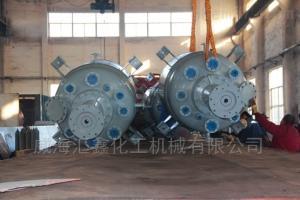 2000L钛材反应釜设计,2000L钛高压釜价格