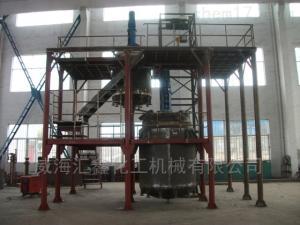 电加热分散釜,不锈钢分散反应釜