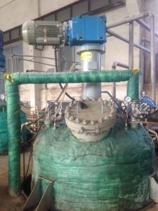 不锈钢夹套高压釜,夹套式磁力搅拌釜
