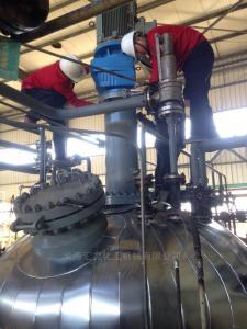 生产用反应釜搅拌器