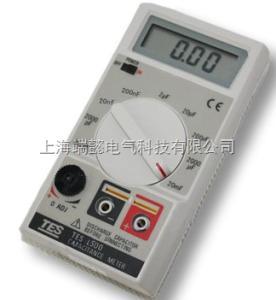 TES-1500數字式電容表