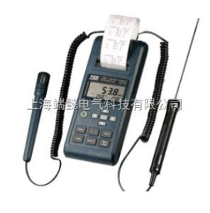 TES-1362列表式温湿度测试仪