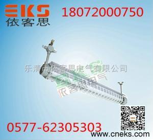 乐清厂家直销 防爆荧光灯CBY51-2x40W(IIB)防爆日光灯T8灯管