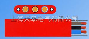 YGCB-L YGCB-L加钢丝型重型耐热180℃硅橡套扁平软电缆