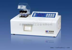多参数水质分析仪 智能型 5B-6C型(V8)