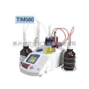 TIM58X系列容量法KF水份测定仪