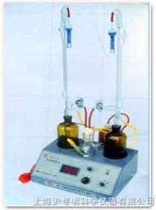 KF-1A  KF-1 卡尔.费休水份测定仪.上海沪粤明科学仪器水份仪