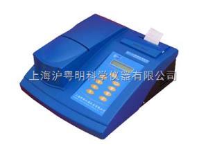 精密型WGZ-4000P濁度計  上海昕瑞觸摸式鍵盤濁度計