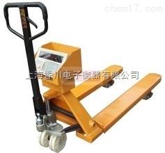 DCS-f 3吨工业带打印叉车秤不锈钢防爆打印叉车电子秤厂家招商
