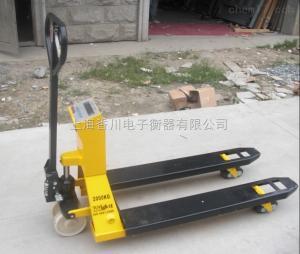 DCS-F 蘇州3噸搬運叉車電子秤1噸不銹鋼叉車秤報價