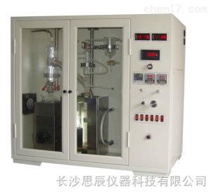 SC-9168 石油产品减压蒸馏测定仪、减压蒸馏测定器