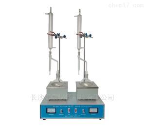 SC-260A石油产品水分测定仪保养