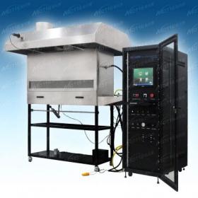 EN ISO 9239-1 铺地材料热辐射板测试仪,铺地材料燃烧测试仪