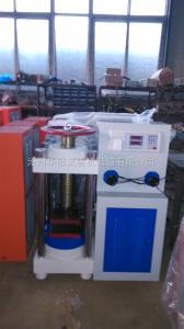 DYE-2000数显电液压力试验机