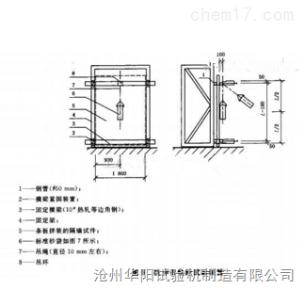 ZBL-A隔墙板抗弯破坏荷载试验仪系列