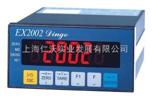 EX2002 英展EX-2002DINGO称重控制器,RS232电脑串口通信仪表