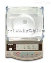 日本新光GJ322精度0.01g连接打印电子天平 SHINKO百分之一天平GJ322