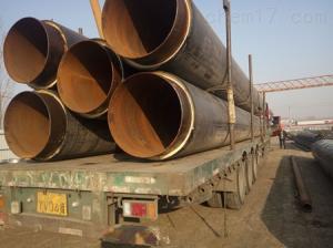 北京市厂家生产耐高温蒸汽直埋复合管,聚氨酯发泡保温,西安市直埋保温管报价