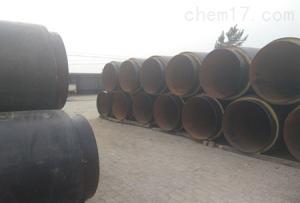 汉中厂家直销预制保温 塑套钢保温管