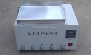 HH-4J 數顯磁力攪拌水浴鍋