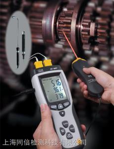 DT-8891D DT-8891E 接触式测温仪 CEM华盛昌二合一温度计
