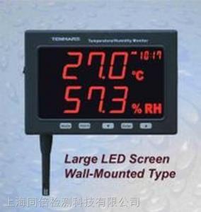 泰瑪斯TM-185 精密型溫濕度監測記錄器