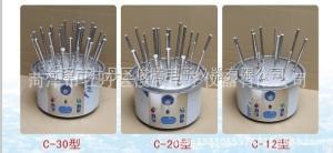 BHK-C-20 山東廠家供應C-20孔不銹鋼玻璃儀器氣流烘干器