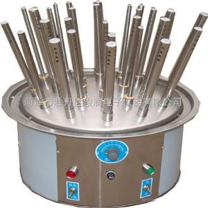不銹鋼玻璃儀器氣流烘干器說明書