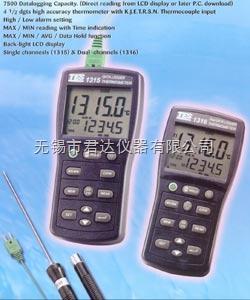 TES-1316 台湾泰仕温度记录表