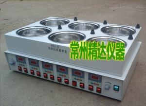 HSJ-10 水浴磁力搅拌器(十孔十温)