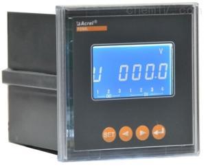 安科瑞PZ72L-F/JMC 数显频率表/继电器报警 /4--20MA