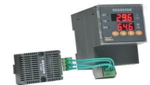 安科瑞WHD90R-11导轨安装温湿度控制器