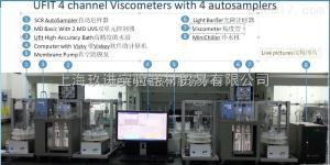 4通道UVBasic+SC8 Ufit全自动粘度测量系统