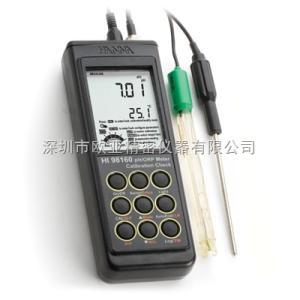 意大利哈纳 HI98160N高性能防水酸度计