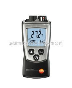 德国德图testo 810便携式温度测温仪,红外线测温仪
