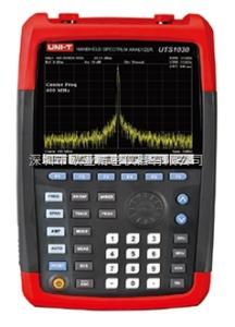 UTS1030 優利德UTS1030手持式頻譜分析儀,UTS100系列頻譜儀