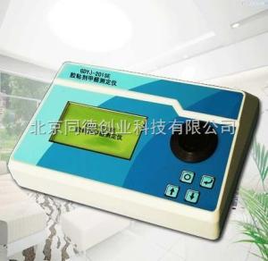 GDYJ201SE 胶粘剂甲醛测定仪