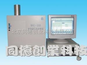 TC-MAC-2000 全自动工业分析仪