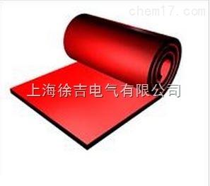 红色绝缘胶垫 高压绝缘橡胶板 绝缘橡胶板 电力绝缘胶垫