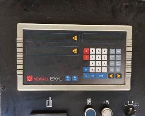 NEWALL E70-L機床數顯表顯示器計數器數顯箱數據處理器球柵表立車數顯