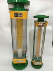 銷售LZB-80F玻璃管流量計_液體1-10立方/小時