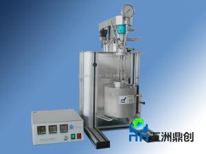 WZ100 实验室不锈钢反应釜 高频电感加热小型釜