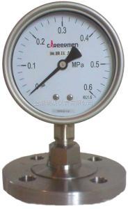 YM 隔膜壓力表