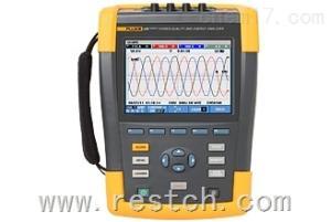 美国福禄克Fluke 435 II 三相电能质量频谱分析仪