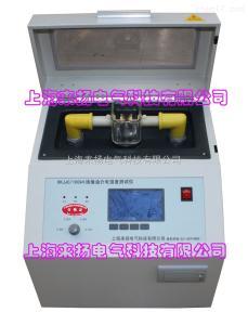LYZJ-V 全自动绝缘油介电强度测试仪试验报告