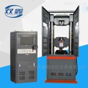 WAW-100B微机控制电液伺服 材料试验机